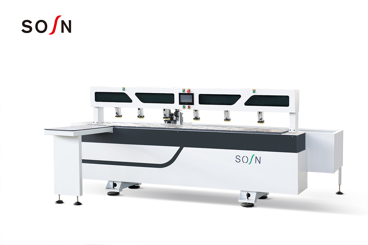 SJ2600 Automatic Multi-Function Side Drilling Machine